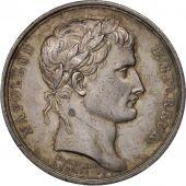France, Medaille, Couronnement de Napoléon, 1804 (AnXIII), Andrieu, TTB+, Argent
