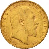 Australie, Edward VII, Sovereign, 1904, Perth, TTB+, Or, KM:15