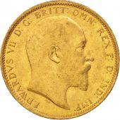 Australia, Edward VII, Sovereign, 1904, Sydney, AU(55-58), Gold, KM:15