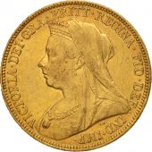 Australie, Victoria, Sovereign, 1899, Sydney, TTB, Or, KM:13
