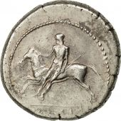 Sicily, Himera, Stater or Didrachm, AU(50-53), Silver, SNG ANS:168f