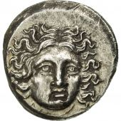 Caria, Rhodes, Drachm, Hermias Magistrate, MS(63), Silver, SNG Keckman:793