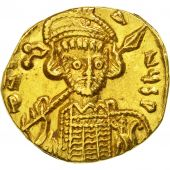 Constantine IV, Solidus, Constantinople, AU(55-58), Gold, Sear:1154