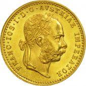 Autriche, Franz Joseph I, Ducat, 1915, FDC, Or, KM:2267