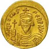 Phocas, Solidus, Constantinople, MS(60-62), Gold, Sear:620