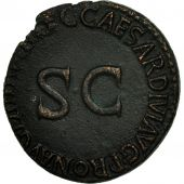 Germanicus, As, Rome, TTB+, Bronze, RIC:50