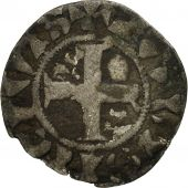 France, Louis VII, Denier, Paris, TB, Argent, Duplessy:148