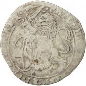 Spanish Netherlands, ARTOIS, Escalin, 1624, Arras, VF(30-35), Silver, KM:3