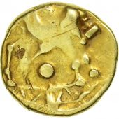 Ambiani, Area of Amiens, Stater, VF(30-35), Gold, Delestrée:161