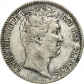 France, Louis-Philippe, Franc, 1831, Paris, AU(50-53), Silver, KM:742.1