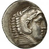Kingdom of Macedonia, Philip III, Tetradrachm, Amphipolis, AU(50-53), Silver
