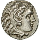 Kingdom of Macedonia, Philip III, Drachm, Sardes, MS(60-62), Silver, Price:2599