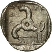 Coin, Lycia, Mithrapata, 1/6 Stater or Diobol, Uncertain Mint, Rare, AU(50-53)
