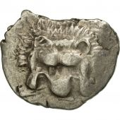 Coin, Lycia, Mithrapata, 1/6 Stater or Diobol, Phellos, EF(40-45), Silver, SNG