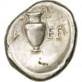 Coin, Boeotia, Stater, Thebes, EF(40-45), Silver, HGC:4-1331