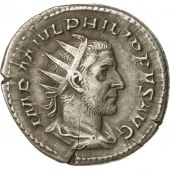 Coin, Philip I, Antoninianus, 244-247, Rome, EF(40-45), Billon, RIC:41