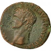 Monnaie, Claude, As, 42-43, Rome, TB+, Bronze, RIC:116