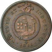 Coin, Great Britain, Bristol & South Wales, Penny Token, 1811, EF(40-45), Copper