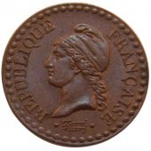 French Second Republic, 1 Centime Dupré