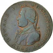 Coin, Great Britain, Hampshire, Halfpenny Token, 1794, Portsmouth, VF(30-35)