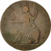 Coin, Great Britain, General Convenience, Halfpenny Token, 1797, Middlesex