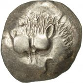 Coin, Lycia, Mithrapata, 1/6 Stater or Diobol, Uncertain Mint, EF(40-45), Silver