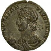 Coin, Constantius II, Centenionalis, 348-350, Arles, AU(55-58), Bronze, RIC:108