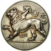 Coin, Sikyonia, Sicyon, Stater, AU(55-58), Silver, BCD Peloponnesos:219