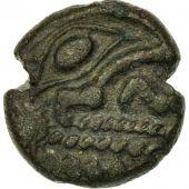 Coin, Bellovaci, Stater, EF(40-45), Bronze, Delestrée:285