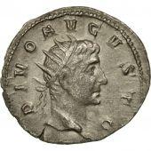 Monnaie, Divus Augustus, Antoninien, 251, Rome, TTB+, Billon, RIC:78
