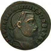 Monnaie, Maximin II Daia, Follis, 308-310, Alexandrie, TTB, Bronze, RIC:100a
