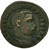 Coin, Maximinus II, Follis, 308-310, Alexandria, EF(40-45), Bronze, RIC:100a
