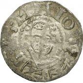 Monnaie, France, Bourbonnais, Denier, Souvigny, TTB, Argent, Boudeau:358