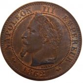 Second Empire, 2 Centimes Napol�on III Laureate Head