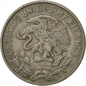 Mexico, 50 Centavos, 1964, Mexico City, EF(40-45), Copper-nickel, KM:451