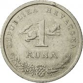 Croatie, Kuna, 1999, TTB, Copper-Nickel-Zinc, KM:9.2