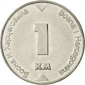 BOSNIA-HERZEGOVINA, Konvertible Marka, 2002, British Royal Mint, TTB+, Nickel