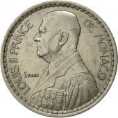 Monaco, Louis II, 10 Francs, 1946, Poissy, AU(50-53), Copper-nickel, KM:123