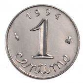 Vth Republic, 1 Centime �pi