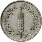 France, Épi, Centime, 1967, Paris, TB, Stainless Steel, KM:928, Gadoury:91