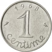France, Épi, Centime, 1968, Paris, TTB, Stainless Steel, KM:928, Gadoury:91