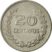 Colombia, 20 Centavos, 1972, AU(50-53), Nickel Clad Steel, KM:246.1