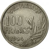 Monnaie, France, Cochet, 100 Francs, 1954, Paris, TTB, Copper-nickel, KM:919.1