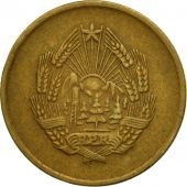 Monnaie, Roumanie, 5 Bani, 1956, TTB, Copper-Nickel-Zinc, KM:83.2