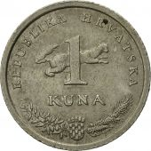 Monnaie, Croatie, Kuna, 1999, TB+, Copper-Nickel-Zinc, KM:9.2