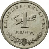 Monnaie, Croatie, Kuna, 2001, TTB, Copper-Nickel-Zinc, KM:9.1