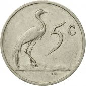 Coin, South Africa, 5 Cents, 1988, AU(50-53), Nickel, KM:84