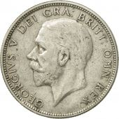 Coin, Great Britain, George V, Florin, Two Shillings, 1929, EF(40-45), Silver