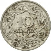 Coin, Poland, 10 Groszy, 1923, Warsaw, VF(30-35), Nickel, KM:11