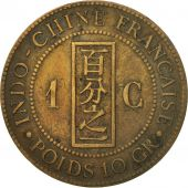 Coin, FRENCH INDO-CHINA, Cent, 1888, Paris, AU(50-53), Bronze, KM:1